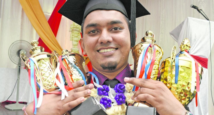Achievements: Bachelor Kumar Shines In Nurses' Graduation