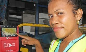 Transportation: Passenger Allegedly Damages E-Transport Machine