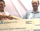 Sports Commission  Backs Table Tennis