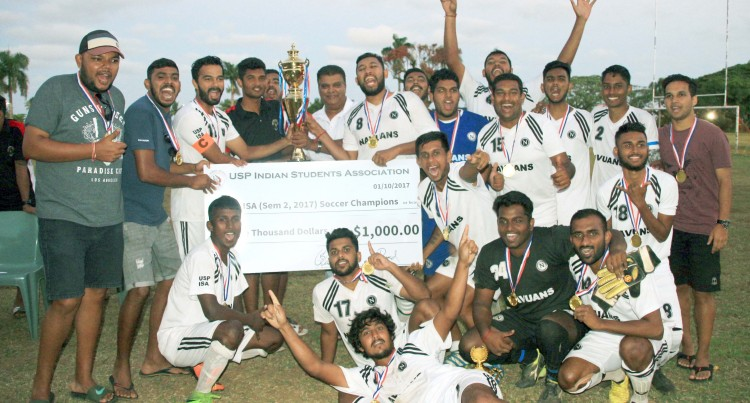 Uni Students Impress Fiji FA Boss