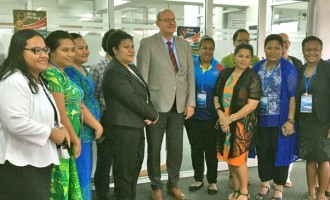 Pacific Community Marks World Maritime Day