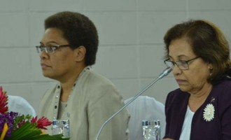 Marshall Islands Lady President, Heine Opens Pacific Women Meeting