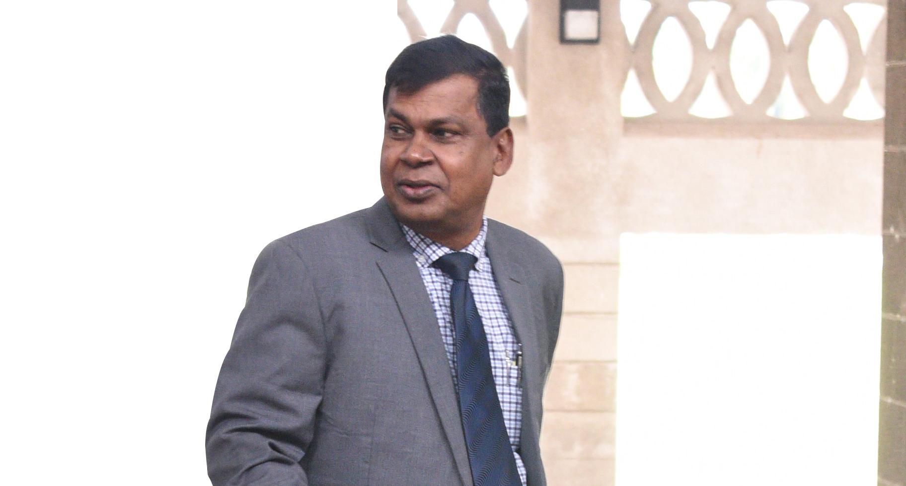 National Federation Party leader Biman Prasad.
