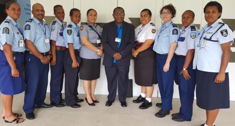Fiji Blue Light Hosts Global Meeting, Extends Affiliation