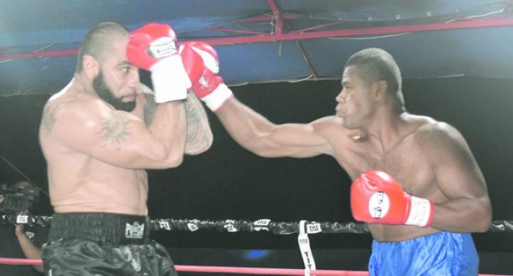 Fight me: Vuli Tells Napoleon