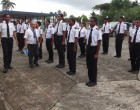 Cadets On Parade