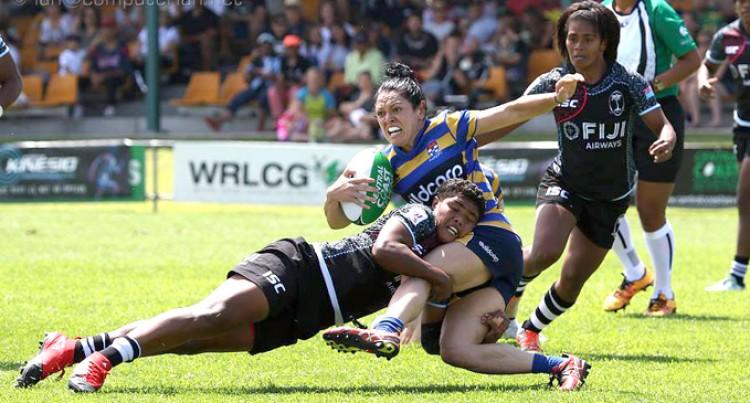 Barbarians Beaten In  Final, Fijiana Win Plate