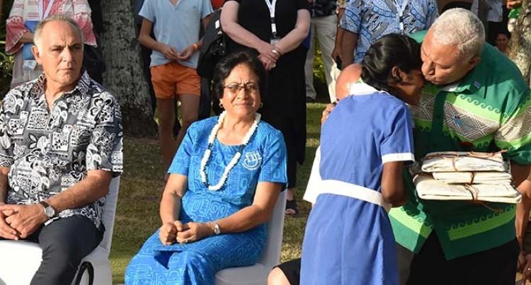 Fiji's Beautiful, Says Man Who Led COP22