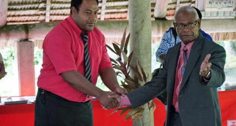 Kiribati Vice President Supports Gender Equality Acceleration