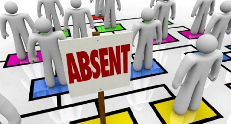 My Say: Absenteeism a product of poor attitude to  honest, hard work