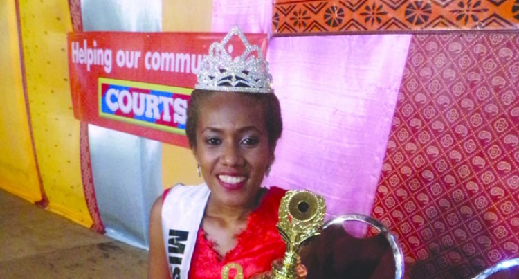 Nasamaki happy to win fete to help the children