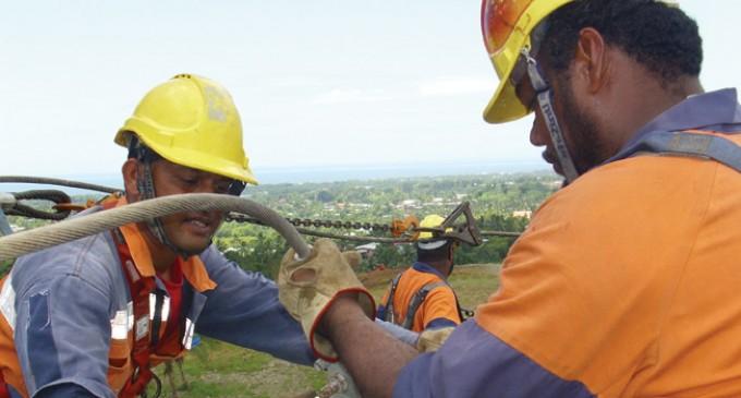 Repair & Maintenance Works At The 132kV Wailoa Substation And On The  132kV Wailoa To Nadarivatu Transmission Line