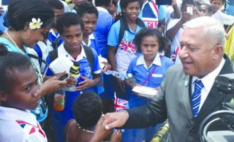 Fiji Day Celebration: Fiji Day 2018 In North: PM