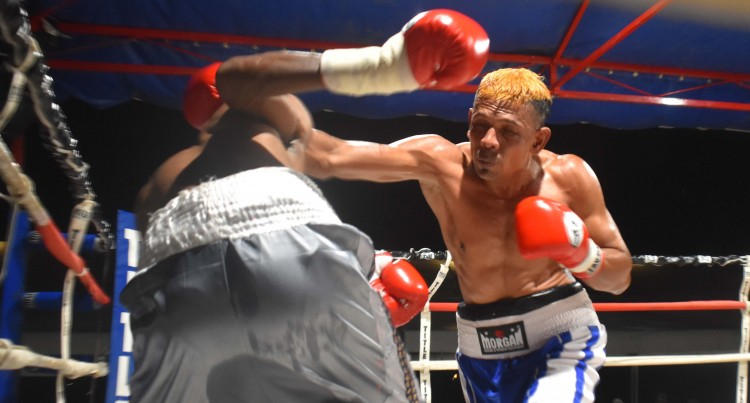 Canada Fiji Southern Boxing Promotions Results From Last Night