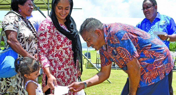 SME's: 1,006 Recipients In Savusavu For Small Business Help