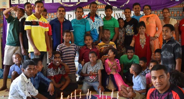 Labasa School fora Special Education Diwali Celebration