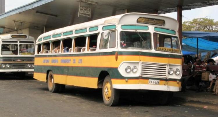 Employment :Bus Drivers Of Lautoka Company  Demand Increases