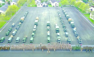 TRAINING:  RFMF Part Of NZ's Largest Military Exercise
