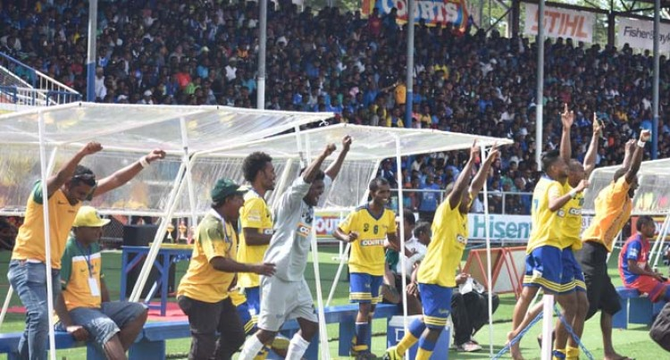 Stallions Celebrate IDC Win