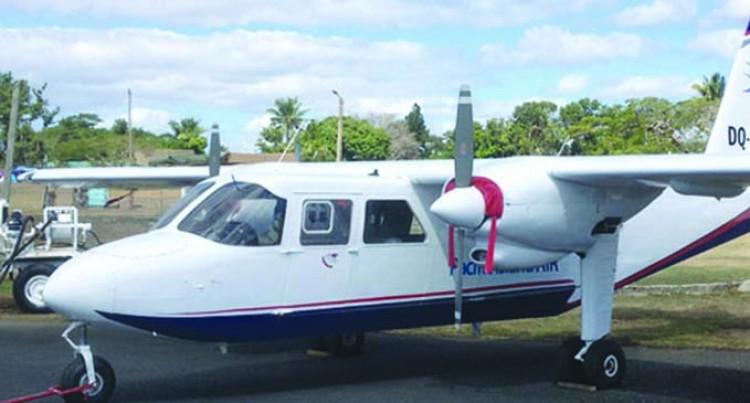 Pacific Island Air Introduce Charter/Scenic Flights Based From Savusavu Airport