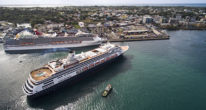 Board Reviews 15 -Year Port Development Plan