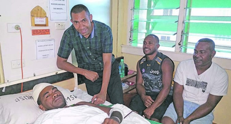 HEALTH: Medical Breakthrough: First Brain Tumor Surgery In Labasa