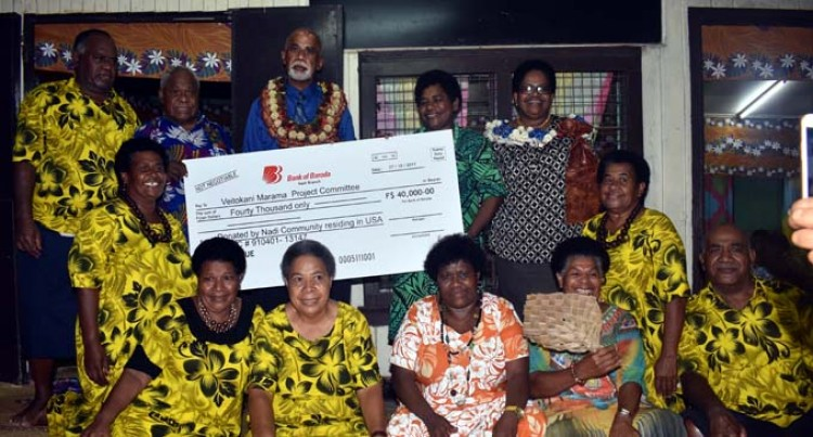 Self Help! Women Fundraise For Better Evacuation Centre