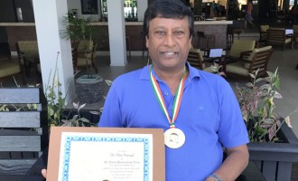 Fijian Academic Wins Non Resident Indian Globally Revered Award