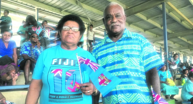 CELEBRATION: Retired Teacher Recalls Independence Day While at Fiji Day Celebrations