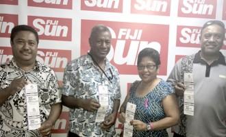 Sun promo winners can't wait