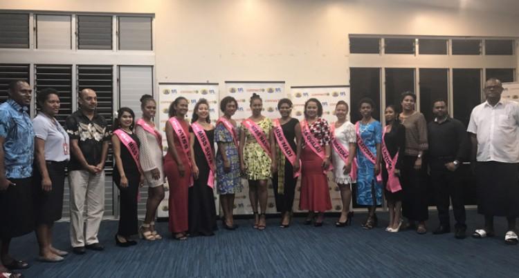 11 queens vie for Telecom Miss Fiji title