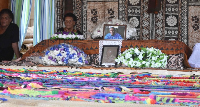 FUNERAL: Tui Wainunu Laid To Rest, Wife Recalls  31 Years Together