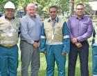 FSC CEO Highlights Employee Safety At Labasa Mill Uniform Presentation