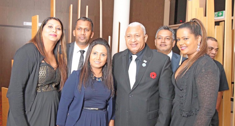 CHARITY:  PM Thanks Aust Fijians For Contributing To Cancer Fund