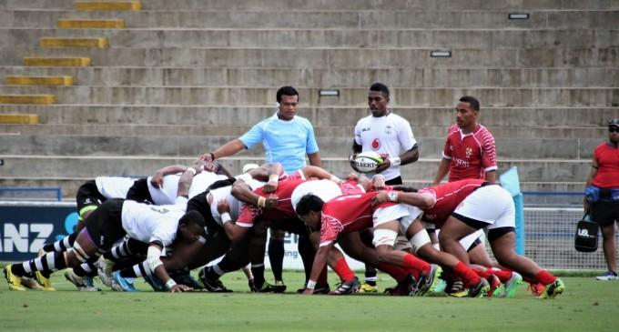Vodafone Fiji U20s AndTonga Rugby U20sTeam Announced