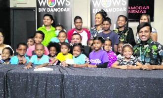 Kids Cancer Charity Campaign Raises $21K