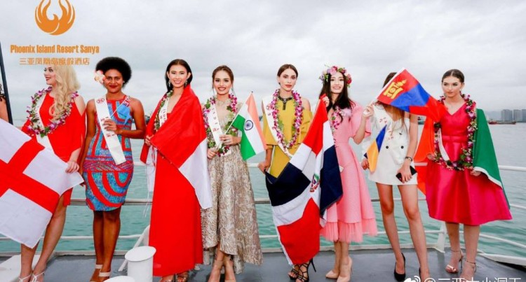 Miss World Fiji, Nanise Rainima Asks Fijians For Their Support