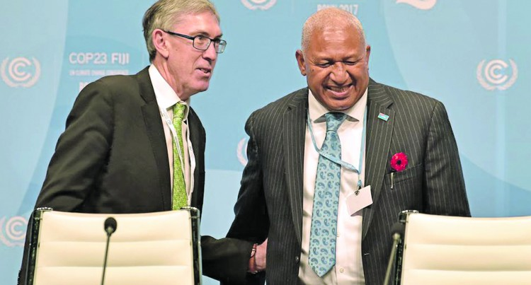 Fiji Receives Praise For Raising Green Bonds