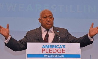 America's Pledge Sends Powerful Message That America Is Still In The Game – COP23 President