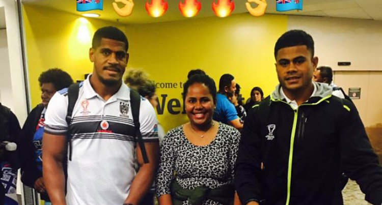 Fijians Plan March In Wellington