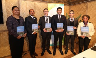 COP23: New Report Projects US4.5 Billion Cost To  Reduce Fiji's Vulnerability To Climate Change
