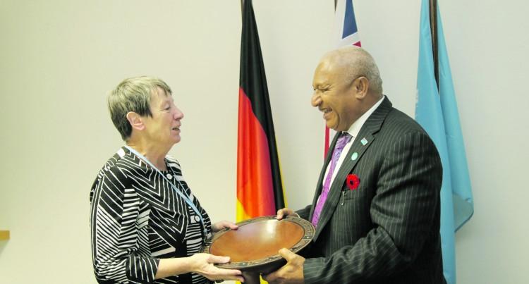 Germany Stands By Fiji
