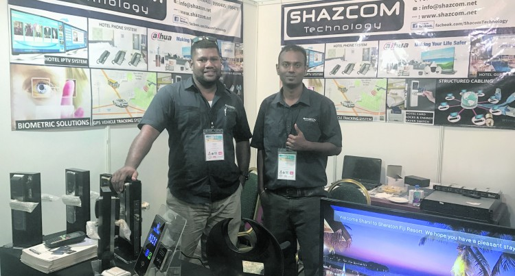 Shazcom Tech: HOTEC Is The Place To Be