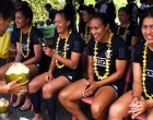 Anthem, Garland, Bu For Black Ferns