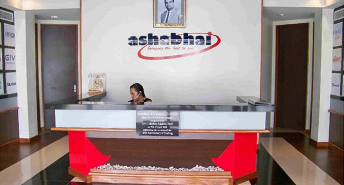 ASHABHAI SUPPORTS COP23 VISION