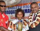 Baulevu High's Outstanding Student Dedicates Award To Grandma