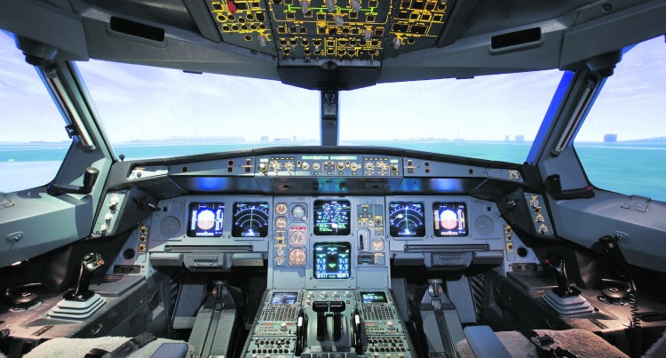 FIji Airways:  A330 Full Flight Simulator For Fiji Aviation Academy