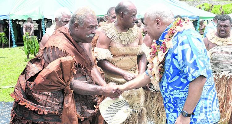 Chiefs Praise PM