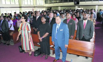 Iconic Calvary Temple Marks 53 Years
