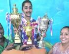 Neha Surprises Family With Dux Award